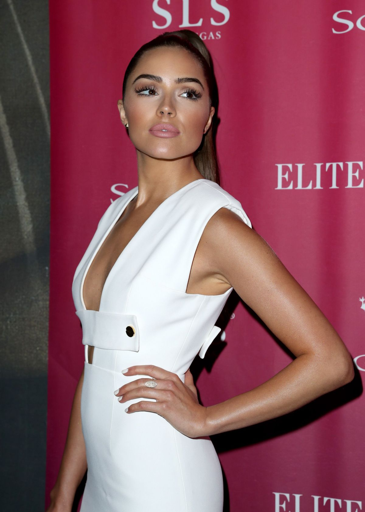 OLIVIA CULPO at Foxtail SLS Sobe 21st Birthday Bash & Pool Party in Las Vegas 09/03/2016