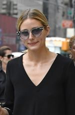 OLIVIA PALERMO Out in New York 09/06/2016