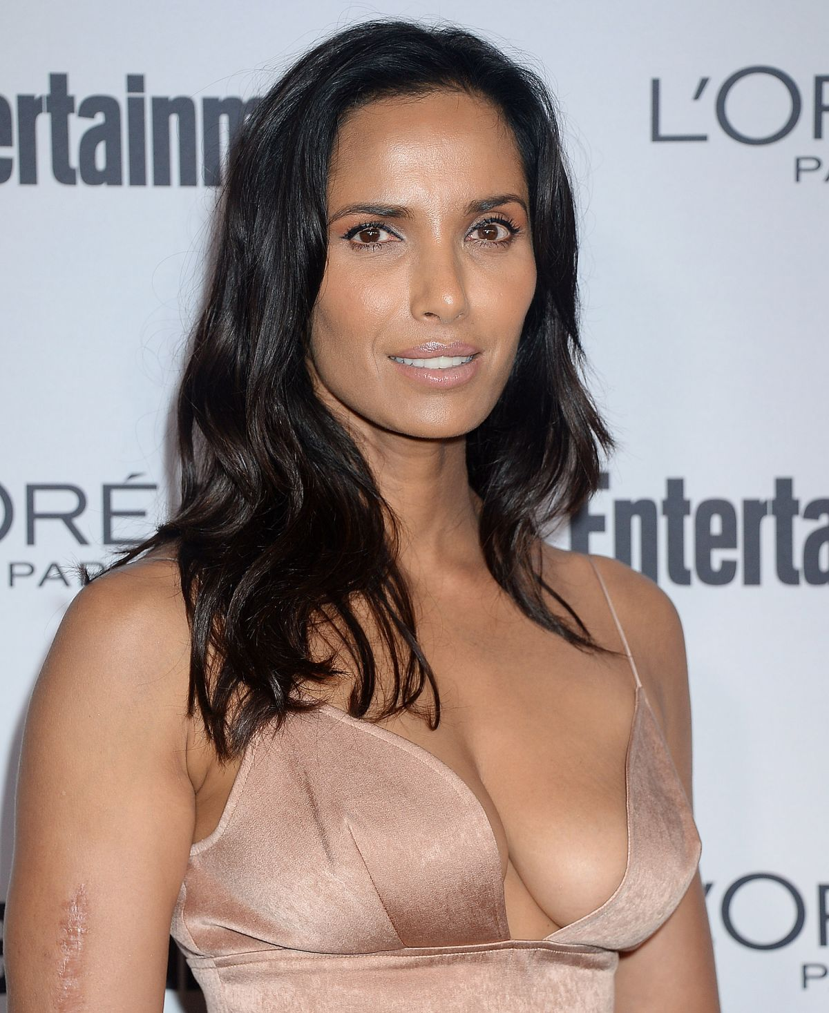 PADMA LAKSHMI at Entertainment Weekly 2016 Pre-emmy Party in Los Angeles 09/16/2016