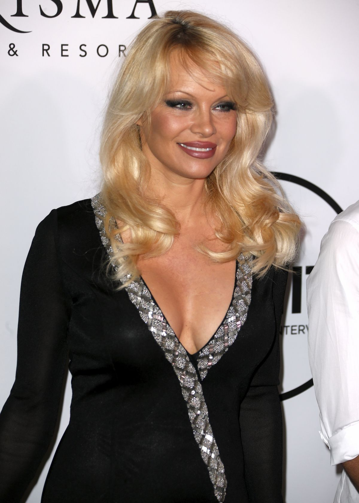 PAMELA ANDERSON at Unitas 2nd Annual Gala Against Human Trafficking in ...