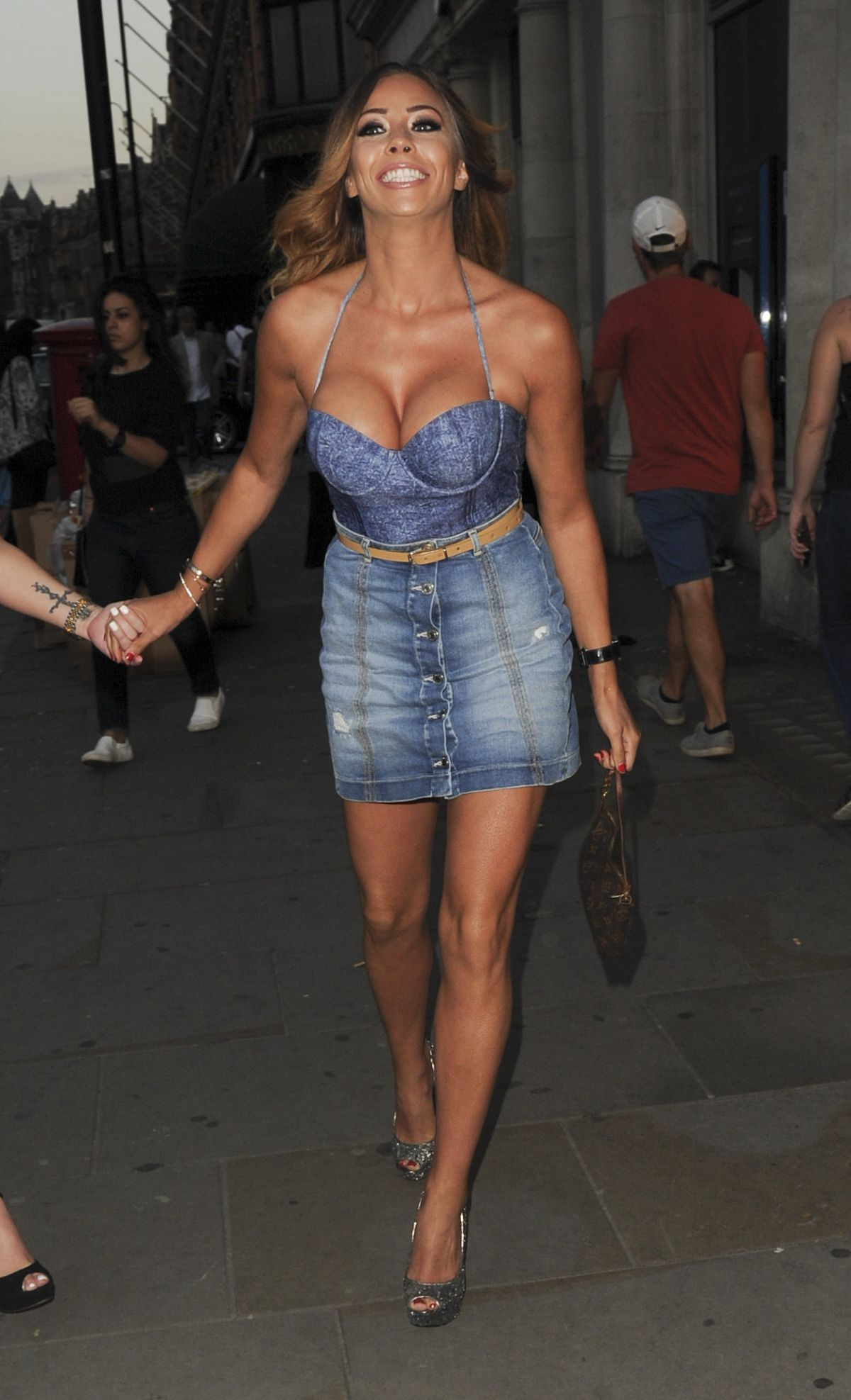 PASCAL CRAYMER at Jeans for Genes Day 2016 Launch Party in London 09/13/2016