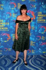 PAULEY PERRETTE at LGBT Center's 47th Anniversary Gala Vanguard Awards in Los Angeles 09/24/2016