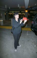PAULEY PERRETTE at Los Angeles International Airport 09/06/2016