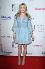PEYTON LIST at 5th Annual Women Making History Brunch in Beverly Hills 09/17/2016