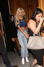 PIA MIA PEREZ at Nice Guy in West Hollywood 09/19/2016