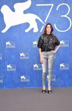 PILAR LOPEZ DE AYALA at 73rd Venice Film Festival Jury Photocall in Venice 08/31/2016