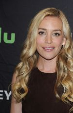 PIPER PERABO at PaleyFest 2016 Fall TV Preview for ABC in Beverly Hills 09/08/2016