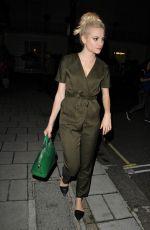 PIXIE LOTT LeaveTheatre Royal Haymarket in London 09/05/2016
