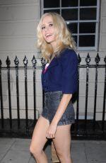 PIXIE LOTT Night Out in London 09/15/2016