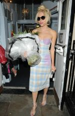 PIXIE LOTT Out and About in London 09/17/2016