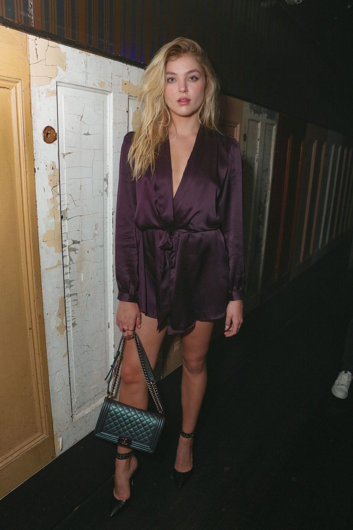 RACHEL HILBERT at V Magazine Celebrates V103: Face the Music September Issue in New York 09/05/2016