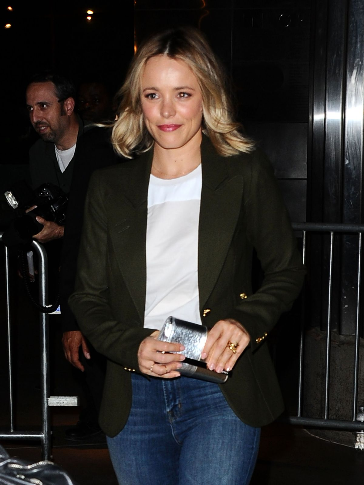 RACHEL MCADAMS at 'Voyage of Time: The IMAX Expereince' Premiere in Los Angeles 09/28/2016
