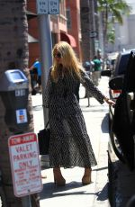 RACHEL ZOE Out and About in Beverly Hills 09/06/2016