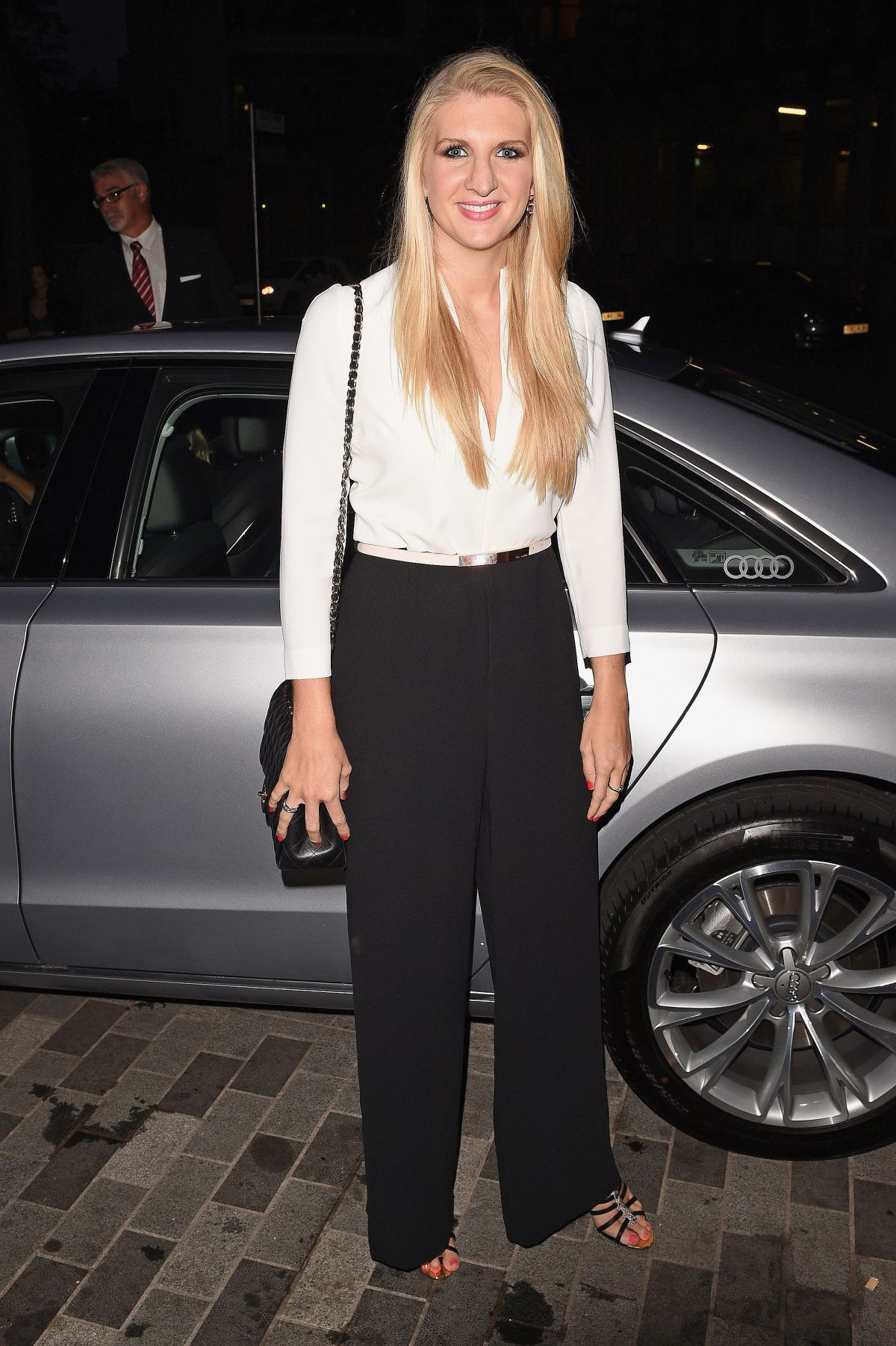 REBECCA ADLINGTON at GQ Men of the Year Awards 2016 in London 09/06/2016