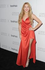 RENEE OLSTEAD at Boohoo x Jordyn Woods Launch Event in Hollywood 08/31/2016