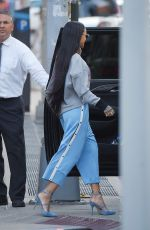 RIHANNA Out and About in New York 09/02/2016