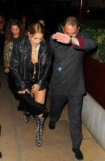 RITA ORA at Farfetch I.Am & EPs Launch Party in London 09/17/2016