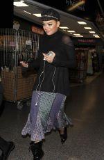 RITA ORA at Gatwick Airport in London 09/20/2016