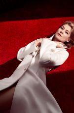 ROSAMUND PIKE in Dior Magazine, Fall/Winter 2016/2017