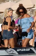 ROSE BERTRAM at a Beach in Formentera 09/04/2016
