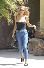 ROSIE HUNTINGTON-WHITELEY in Tight Out in Venice 08/30/2016