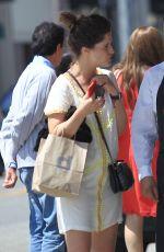 ROSEMARIE DEWITT at Il Pastaio in Beverly Hills 09/02/2016