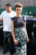 SAMI GAYLE Out and About in New York 09/13/2016