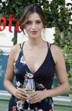 SARA CARBONERO Promotes Verdejo Wine in Madrid 09/05/2016
