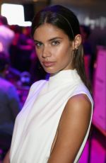 SARA SAMPAIO at Charlotte Tilbury x Samsung in New York 09/10/2016
