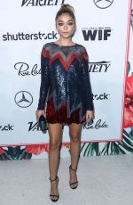 SARAH HYLAND at Variety and Women in Film