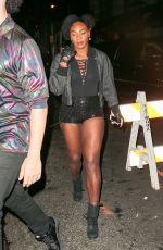 SERENA WILLIAMS at Beyonce