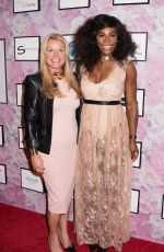 SERENA WILLIAMS at Signature Statement Collection Fashion Show at NYFW 09/12/2016