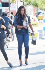 SERENA WILLIAMS Out and About in New York 09/13/2016