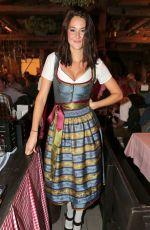 SHAILENE WOODLEY at Kaefer Tent for Oktoberfest in Munich 09/20/2016