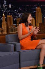 SHAILENE WOODLEY at Tonight Show Starring Jimmy Fallon in New York 09/13/2016