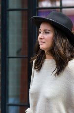SHAILENE WOODLEY Out and About in New York 09/12/2016