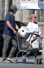 SHANNE DOHERTY Out for Shopping in Beverly Hills 09/17/2016