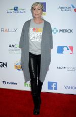 SHANNEN DOHERTY at 5th Biennial Stand Up To Cancer in Los Angeles 09/09/2016