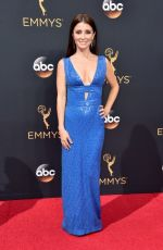SHIRI APPLEBY at 68th Annual Primetime Emmy Awards in Los Angeles 09/18/2016