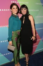 SHIRI APPLEBY at Hearst Celebrates Launch of Hearstyle in New York 09/27/2016