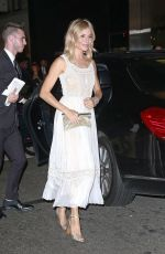 SIENNA MILLER at Cartier Store Grand Reopening on Fifth Avenue in New York 09/07/2016