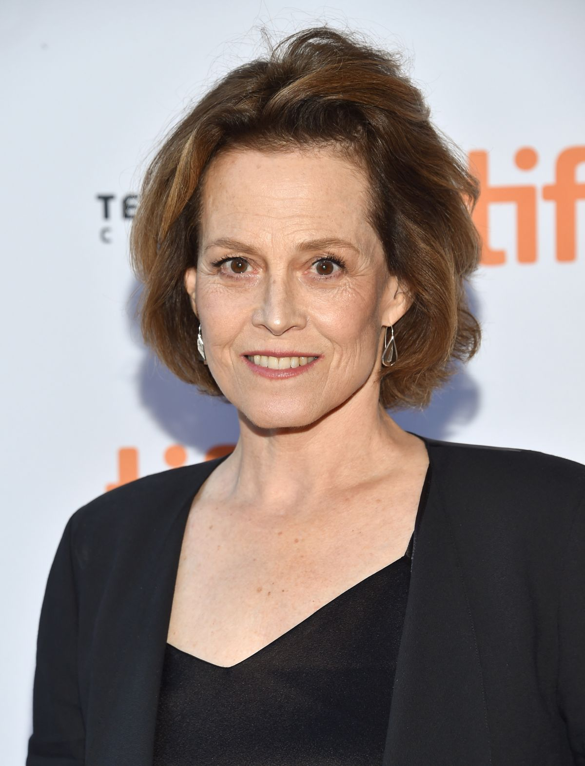 SIGOURNEY WEAVER at '(Re)assignment' Premiere at 2016 TIFF in Toronto 09/14/2016