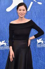SO-RI MOON at 73rd Venice Film Festival Jury Photocall in Venice 08/31/2016