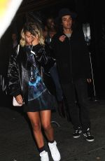 SOFIA RICHIE at Up & Down Nightclub in New York 08/30/2016
