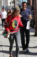 SOFIA RICHIE Out and About in Beverly Hills 09/02/2016