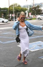 SOFIA RICHIE Out and About in West Hollywood 09/19/2016