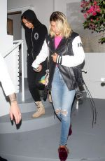 SOFIA RICHIE Out in Hollywood 09/01/2016