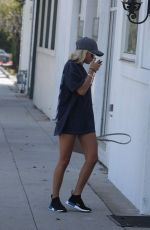 SOFIA RICHIE Out Shopping at Diesel in Beverly Hills 09/05/2016