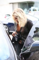 SOFIA RICHIE Out Shopping in Beverly Hills 09/21/2016