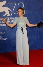 SONIA BERGAMASCO at 'Franca: Chaos and Creation' Premiere at 2016 Venice Film Festival 09/02/2016
